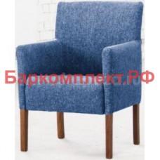 Мебель для horeca диваны, кресла Интерия И-К-02 голубой