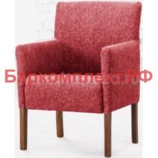 Мебель для horeca диваны, кресла Интерия И-К-02 красный