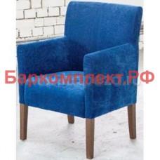 Мебель для horeca диваны, кресла Интерия И-К-02 синий