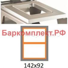 Упаковочное оборудование аксессуары INDOKOR Матрица 142х92мм