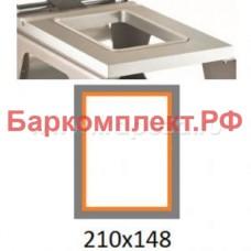 Упаковочное оборудование аксессуары INDOKOR Матрица 210х148мм