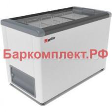 Лари морозильные Фростор GELLAR FG 400 C серый