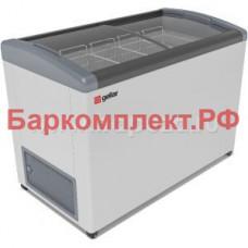 Лари морозильные Фростор GELLAR FG 400 E серый