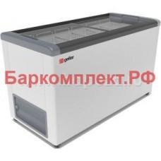 Лари морозильные Фростор GELLAR FG 500 C серый