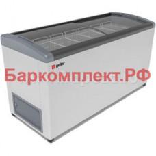 Лари морозильные Фростор GELLAR FG 600 E серый