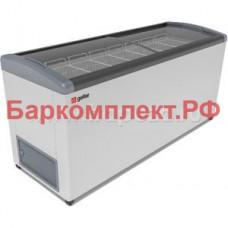 Лари морозильные Фростор GELLAR FG 700 E серый