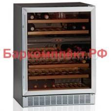 Шкафы для вина Tefcold TFW160-2S