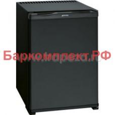 Шкаф холодильный д/напитков (минибар),  40л, 1 дверь глухая, 2 полки, ножки, +3/+12с, абсорбционное охл., чёрный, встраиваемый Smeg ABM42-2