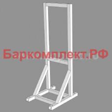 Подставка без навеса для сплит-системы серий fsm/fsl ТТМ МК-1split-01