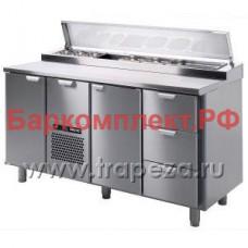 Столы для пиццы и салатов Skycold Porkka CL-P/S-1-CD-1-3+SP18492