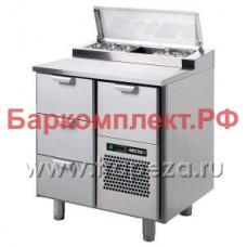 Столы для пиццы и салатов Skycold Porkka CL-P/S-3-CD+SP18491