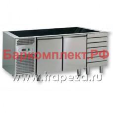 Столы для пиццы и салатов Studio 54 TEQUILA 1900x700 2P+7C