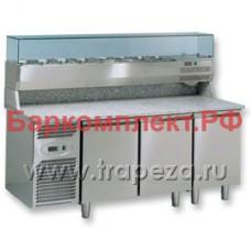 Столы для пиццы и салатов Studio 54 TEQUILA 1900x800 3P GN 1/4