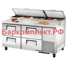 Столы для пиццы и салатов True TPP-67D-4 220V