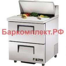 Столы для пиццы и салатов True TSSU-27-8D-2 220V
