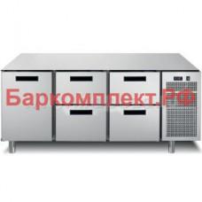 Столы среднетемпературные без столешницы Gico 8TRT172SP+2х8TR054