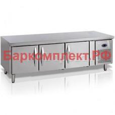 Столы среднетемпературные низкие Tefcold UC5310