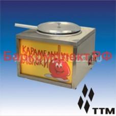 Оборудование и упаковка карамелизаторы, мармиты ТТМ КАРАМЕЛИТА-М