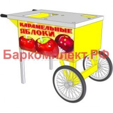 Оборудование и упаковка тележки ТТМ ТАСВ-086АР