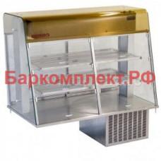 Атеси регата Атеси Регата - холодильная витрина (РЕГ-МХВ)