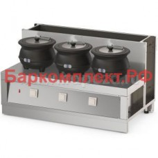 Атеси регата Атеси Регата - мармит 1-х блюд под электросупницы
