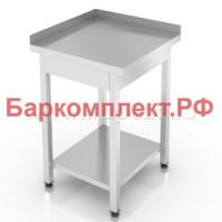 Столы производственные два борта, разборный каркас ТТМ СР2-080/8П