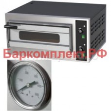 Печи для пиццы электрические Azimut B 4/50+Thermometer
