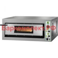 Печи для пиццы электрические Fimar FME 4 380V (Stainless Steel)