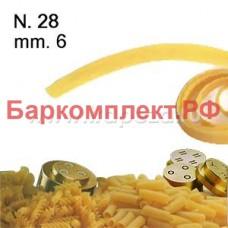 Прессы для макаронных изделий аксессуары La Monferrina n28