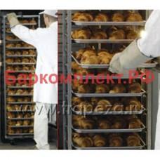 Расстоечные шкафы аксессуары Zanolli Stainless steel rack 5