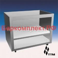 Оборудование для карамелизации тележки, базы ТТМ ПКрм-02