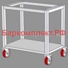 Оборудование для карамелизации тележки, базы ТТМ ПКРМ-SL20