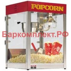 Попкорн-аппараты с котлом от  4oz до 08oz Cretors T-2000