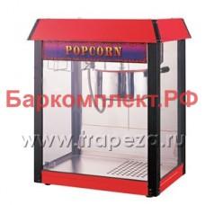 Попкорн-аппараты с котлом от  4oz до 08oz Hecmac FEHCF102