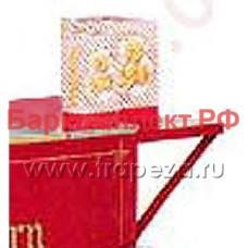 Тележки, базы, мобильные прилавки Gold Medal Products 2222