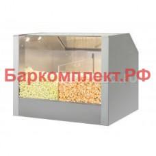 Витрины для насыпного попкорна ТТМ VTP2-090n
