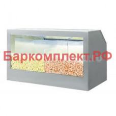 Витрины для насыпного попкорна ТТМ VTP3-120n