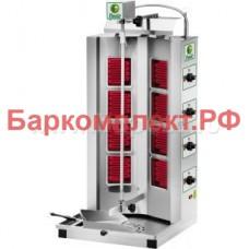 Шаурма и шашлыки шаурма-грили электрические Fimar GYR80 380V