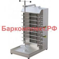 Шаурма и шашлыки шаурма-грили газовые Атеси Шаурма-2М (газовая)