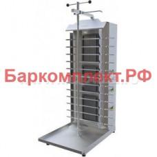 Шаурма и шашлыки шаурма-грили газовые Атеси Шаурма-3М (газовая)
