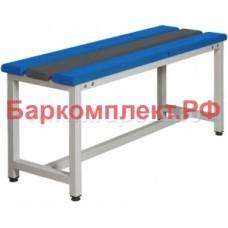 Мебель для horeca скамьи МеталСити СКП-1-1000