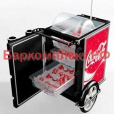 Тележки для торговли термоизолированные Lancer Smart Cart PET