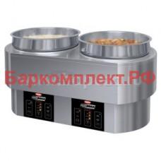 Мармиты для первых и вторых блюд суповые настольные Hatco RHW-2