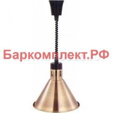Подогревающие лампы и поверхности ламповые ENIGMA A033 Bronze
