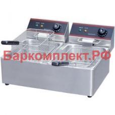 Фритюрницы электрические настольные ENIGMA IEF-8L-2