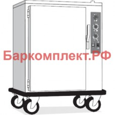 Пароконвектоматы шкафы тепловые Lainox KRC112M