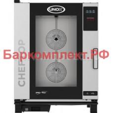 Пароконвектоматы электрические Unox XEVC-1011-E1R
