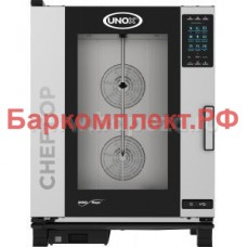 Пароконвектоматы электрические Unox XEVC-1011-EPR
