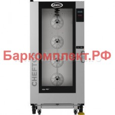 Пароконвектоматы электрические Unox XEVC-2011-E1R