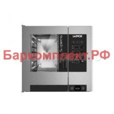 Пароконвектоматы газовые Lainox SAGB071R+LCS+KSC004O